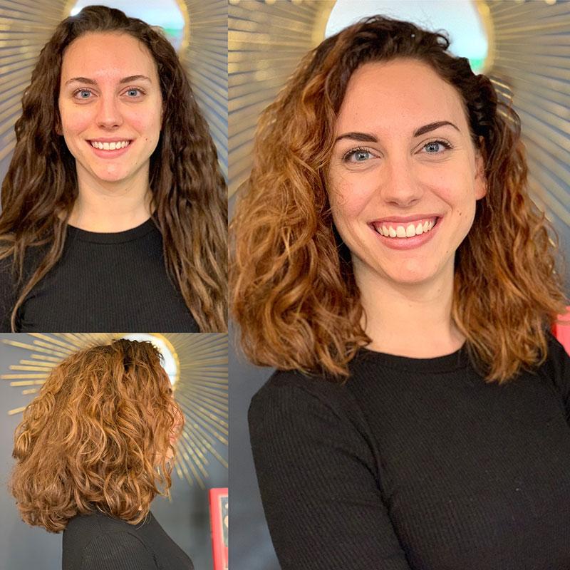 Modð³ñ'le de coiffure cheveux courts femme